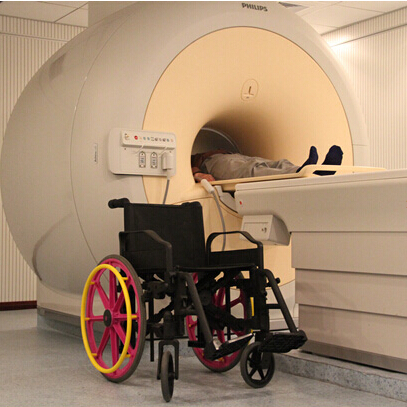 MRI   wheelchair